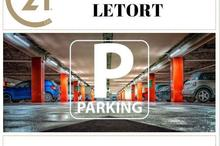 Vente parking - PARIS (75018) - 12.8 m²